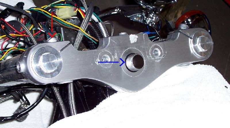 Kawasaki Voyager Steering Stem Tool